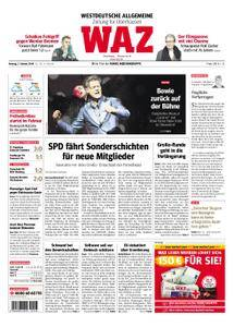 WAZ Westdeutsche Allgemeine Zeitung Oberhausen-Sterkrade - 05. Februar 2018