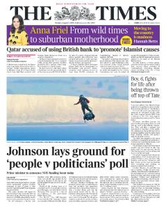 The Times - 5 August 2019