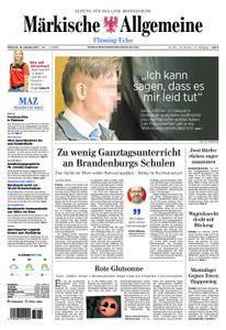 Märkische Allgemeine Fläming Echo - 18. Oktober 2017