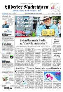 Lübecker Nachrichten Ostholstein Süd - 21. Mai 2019