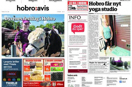Hobro Avis – 31. juli 2018
