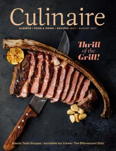 Culinaire Magazine - July-August 2021