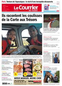 Le Courrier de l'Ouest Angers – 29 avril 2021