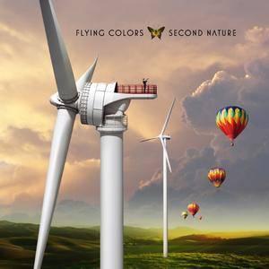 Flying Colors - Second Nature (2014) [Digipak] Repost