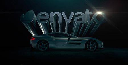 Car Reveal - Project for After Effects (VideoHive)