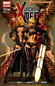 Uncanny X-Men 04 - Die X-Men gegen SHIELD Panini 13 01 2015 Drg