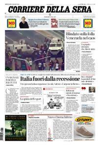 Corriere della Sera – 01 maggio 2019