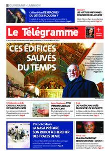 Le Télégramme Guingamp – 29 décembre 2019
