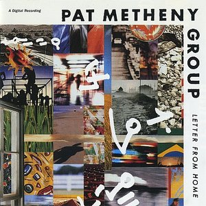 Pat Metheny Group - Letter From Home (1989) {Geffen}