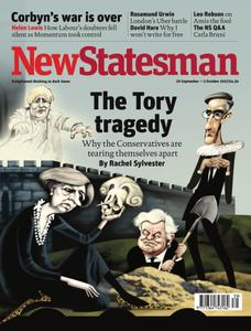 New Statesman - 29 September - 5 October 2017