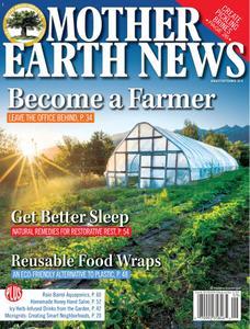 Mother Earth News - August/September 2019