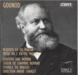 André Charlet - Gounod: Requiem, Messe No. 2 (1993)