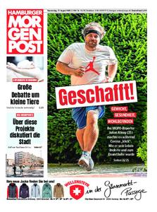Hamburger Morgenpost – 27. August 2020