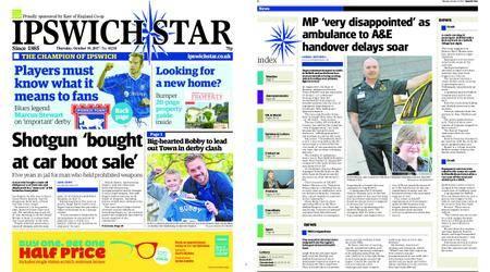 Ipswich Star – October 19, 2017