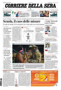 Corriere della Sera – 27 agosto 2020