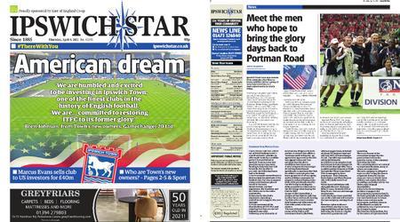 Ipswich Star – April 08, 2021