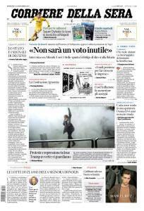 Corriere della Sera - 31 Dicembre 2017