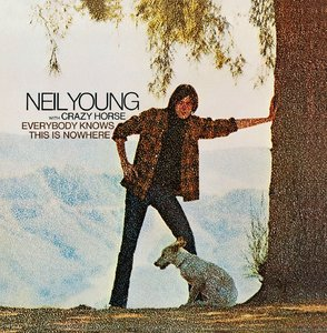 Neil Young with Crazy Horse - Everybody Knows This Is Nowhere (1969/2014) [Official Digital Download 24bit/192kHz]