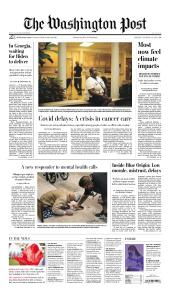 The Washington Post - October 12, 2021