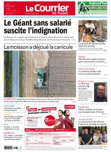Le Courrier de l'Ouest Nord Anjou – 08 août 2019