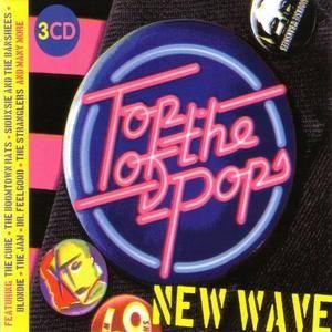 VA - Top Of The Pops New Wave (3CD, 2017)