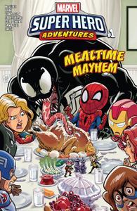 Marvel Super Hero Adventures-Captain Marvel-Mealtime Mayhem 001 2019 Digital Zone