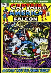 Captain America v1 146 Complete Marvel DVD Collection