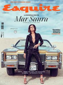 Esquire México - noviembre 2020