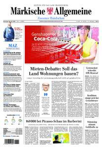 Märkische Allgemeine Zossener Rundschau - 18. Juni 2019