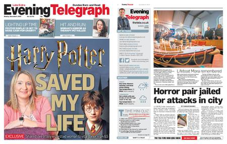 Evening Telegraph First Edition – December 09, 2019