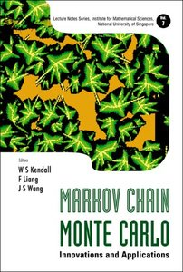 Markov Chain Monte Carlo: Innovations And Applications (repost)