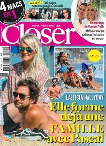 Closer France - 20 septembre 2019