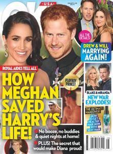 OK! Magazine USA - February 19, 2018