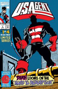 U S Agent 001 (1993) (Digital