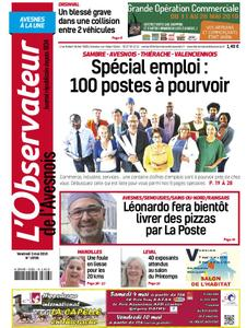 L'Observateur de l'Avesnois - 03 mai 2019