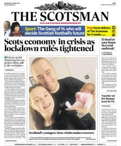 The Scotsman - 22 April 2020