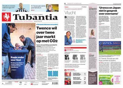 Tubantia - Enschede – 22 januari 2018