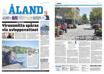 Ålandstidningen – 03 juni 2020