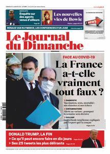 Le Journal du Dimanche - 10 janvier 2021