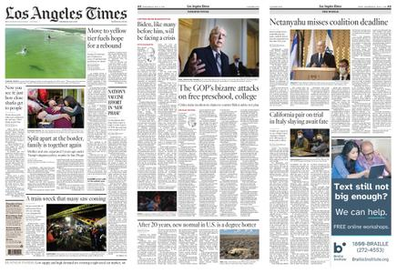Los Angeles Times – May 05, 2021