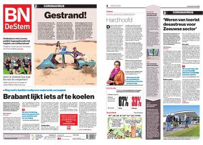 BN DeStem - Zeeuws-Vlaanderen – 30 maart 2020