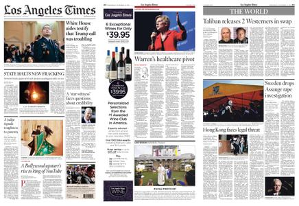 Los Angeles Times – November 20, 2019
