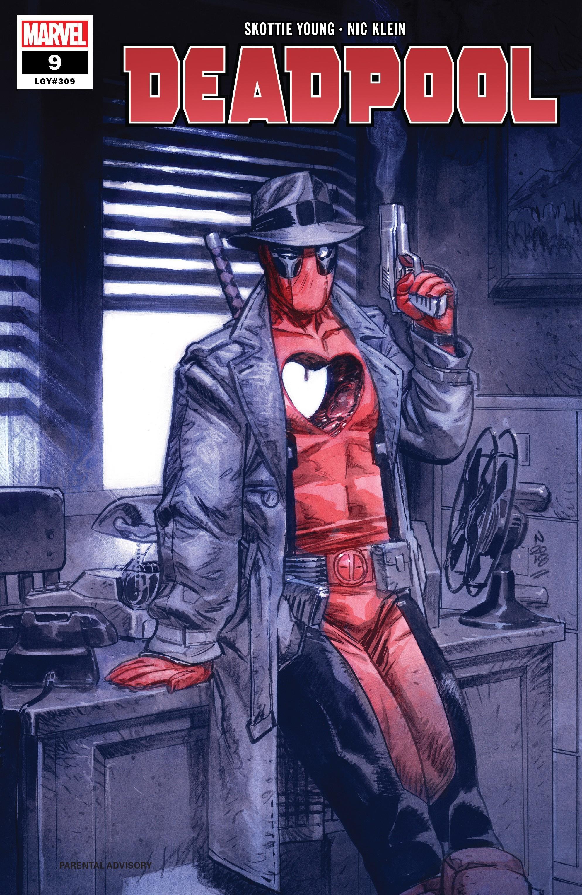 Deadpool 009 2019 Digital Zone