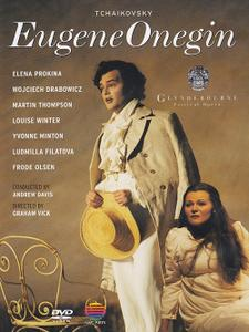 Andrew Davis, The London Philharmonic - Tchaikovsky: Eugene Onegin (2005/1994)