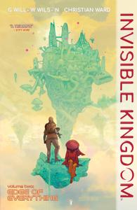 Invisible Kingdom v02-Edge of Everything 2020 digital Son of Ultron
