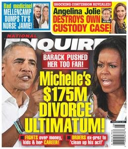 National Enquirer – February 22, 2021
