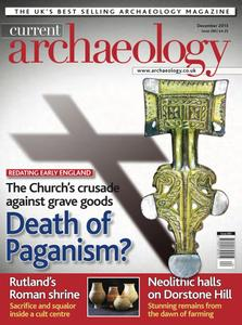 Current Archaeology - Issue 285