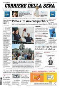 Corriere della Sera - 4 Agosto 2018