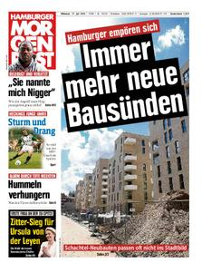 Hamburger Morgenpost – 17. Juli 2019