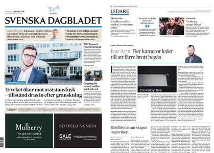Svenska Dagbladet – 04 januari 2018